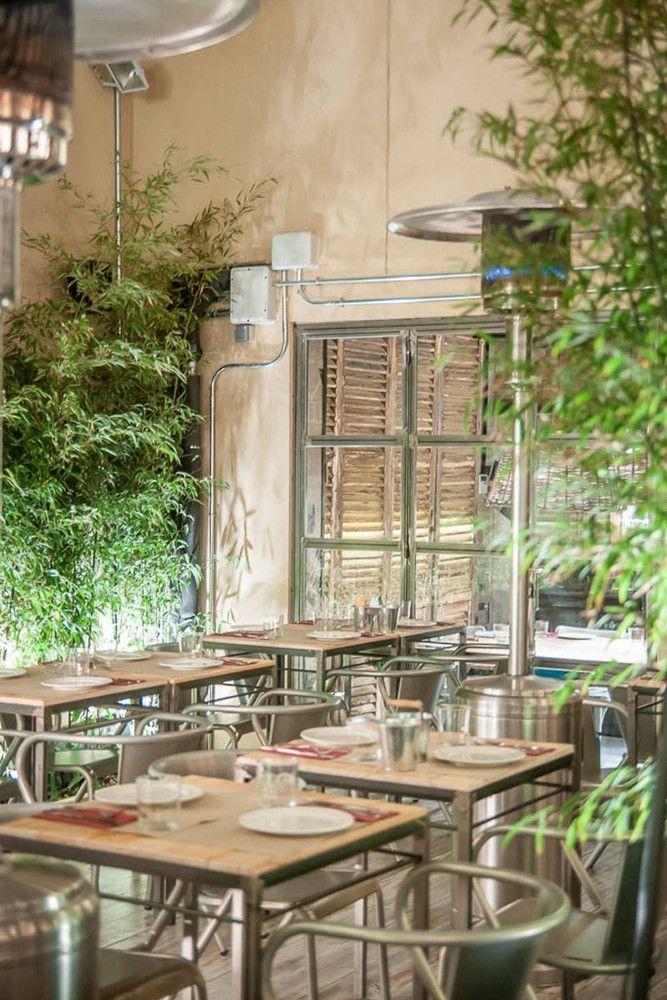 Las Terrazas Tambien Son Para El Invierno Las Mejores De Madrid En 2019 En 2020 Diseno De Interiores Del Restaurante Restaurantes Bar Madrid