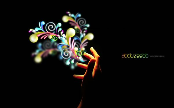 Swirl Mania in Illustrator & Photoshop   Abduzeedo Design Inspiration & Tutorials