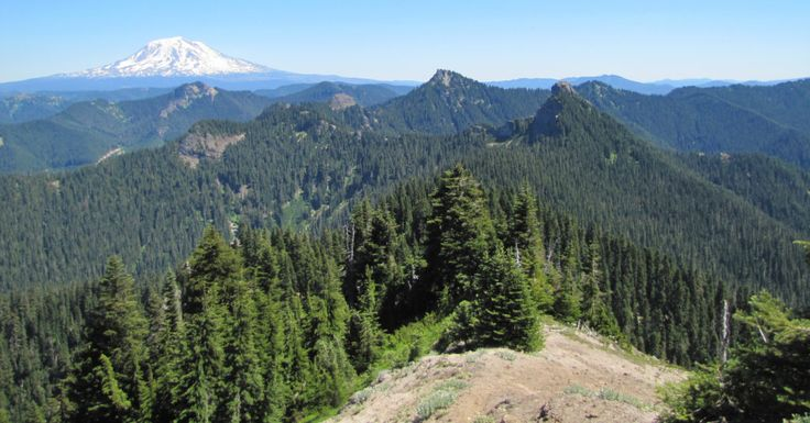 Nice views available atop Badger Peak | The Columbian
