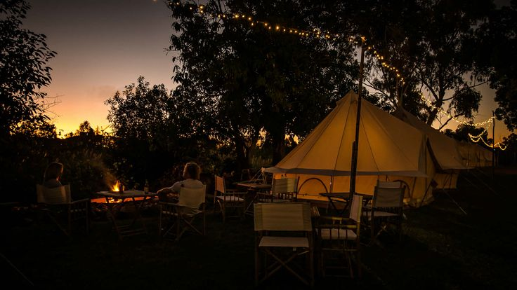Glamping specialists Flash Camp are heading for Shoalhaven's Coolendel reserve.