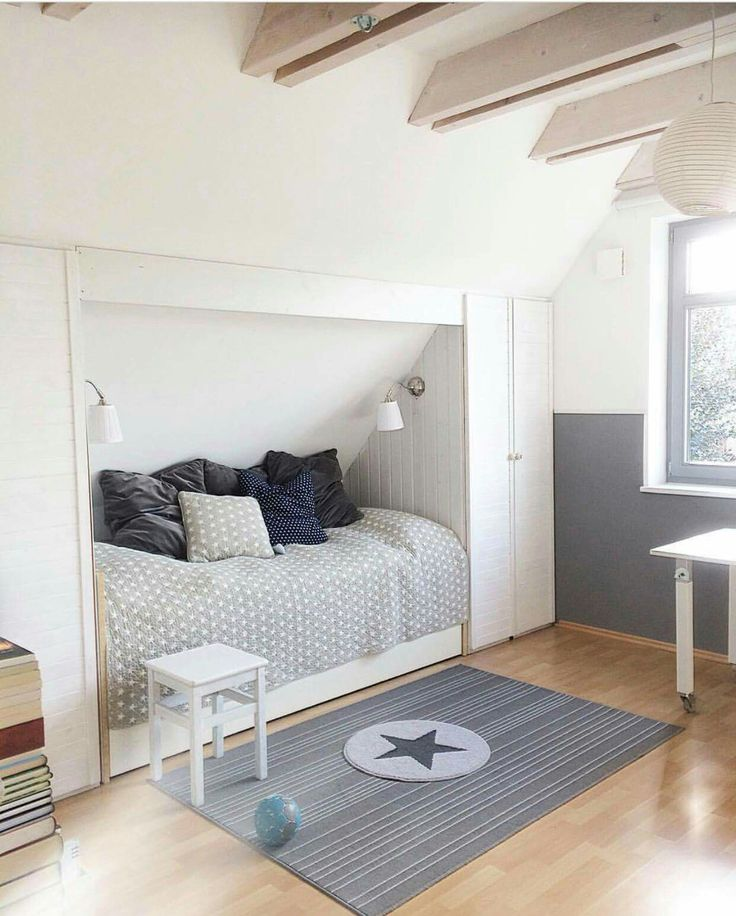 128 best Dach - Schlafzimmer images on Pinterest Attic spaces