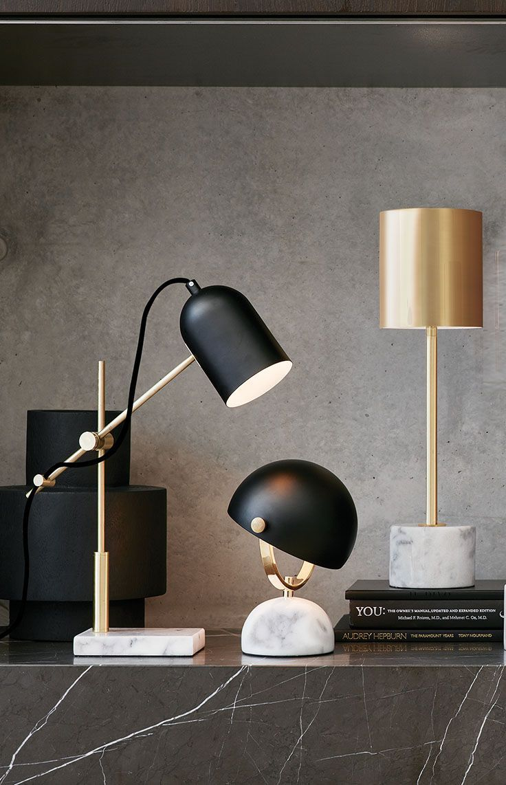 17 Best ideas about Bedside Table Lamps on Pinterest Bedroom lamps, Nightstand lamp and ...