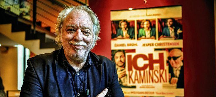 """Gut Ding will Weile haben: Regisseur Wolfgang Becker meldet sich mit """"Ich und Kaminski"""" zurück. - © Andreas Frücht"""
