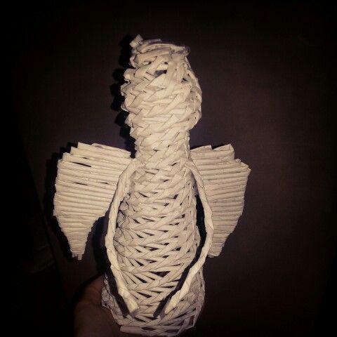 Anděl z papiru