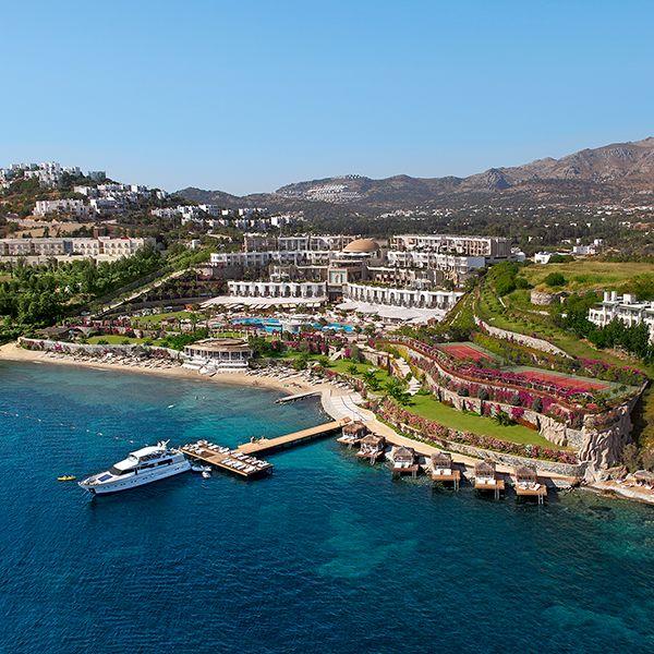 Sianji Well-Being Resort  Kusursuz konaklama hizmetini eşsiz bir tarihi dokuyla birleştiren otel, alışılmışın dışına çıkarak sıra dışı bir tatil için ziyaretçilerini bekliyor. http://bit.ly/1uqDJMp
