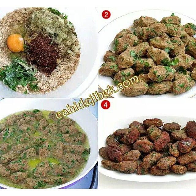 BAYAT EKMEK MANTISI  Malzemeler  1 adet bayat somun ekmek 2 adet yumurta 1 adet orta boy kuru soğan 10-12 dal maydanoz 1 çay kaşığı tuz Karabiber,kırmızı pul biber, 1 çay kaşığı kimyon Üzeri için  2 su bardağı koyu kıvamlı yoğurt 2 diş sarımsak 1 yemek kaşığı dolusu tereyağ ve toz kırmızıbiber Kızartmak için: Zeytinyağı  Ekmek Mantısı Nasıl Yapılır?  Bayat ekmeği ufalayın veya robottan çekin. Karıştırma kabına alıp içine rendelenmiş soğanı, ince kıyılmış maydanozu, 2 yumurtayı ve baharatları…