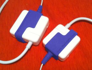 Image of The Fray Fix (45 and 60 Watt Magsafe Cord Version)