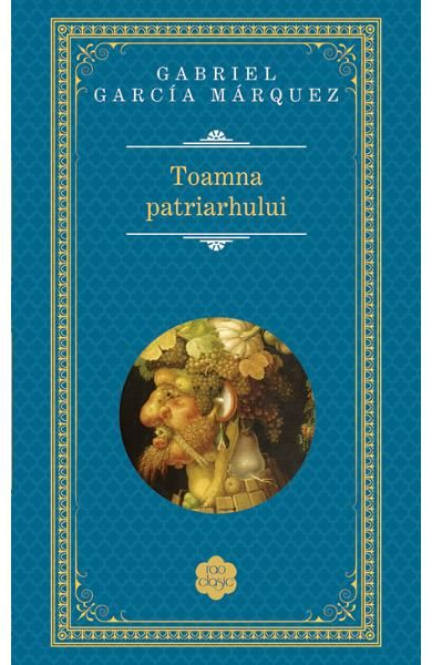 Literar, cartea mea cea mai importanta, cea care poate sa ma salveze de la uitare este Toamna patriarhului... A fost romanul care m-a facut cel mai fericit scriindu-l, caci este cel pe care am vrut dintotdeauna sa-l scriu si, în acelasi timp, cel în care mi-am împartasit plenar propriile experiente si confesiuni... Într-adevar, este un roman-marturie, o autobiografie încifrata... Daca ar fi sa-l definesc prin doar câteva cuvinte, l-as defi...