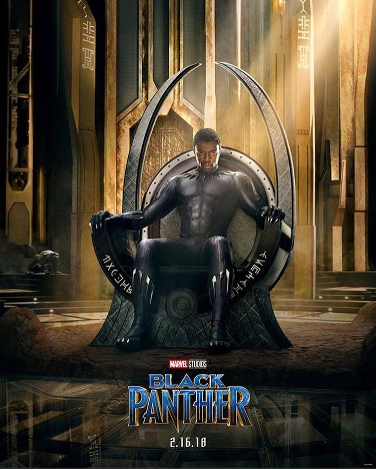 The Black Panther (Feb 16, 2018)