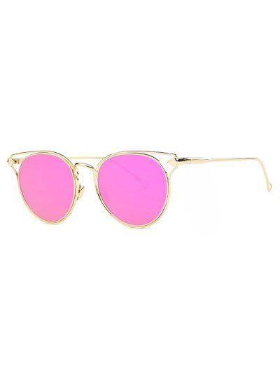 e9348255cbe67 Cute Arrow Cat Eye Mirrored Sunglasses  Fashion  Womens  Accessories  Rose