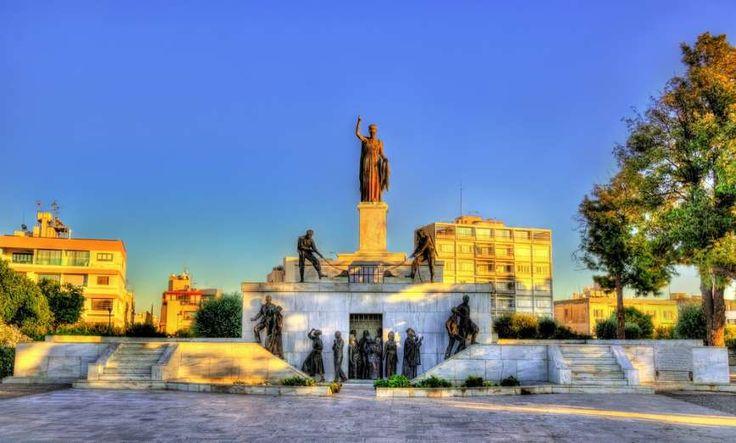 Nicósia: Capital de Chipre, Nicósia é cheia de atrações históricas, que incluem o Museu Municipal Le... - Shutterstock