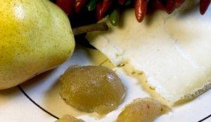 confettura piccante di pere ric