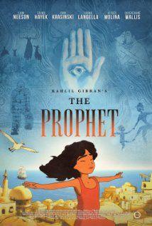 Kahlil Gibran's The Prophet (2014) Poster