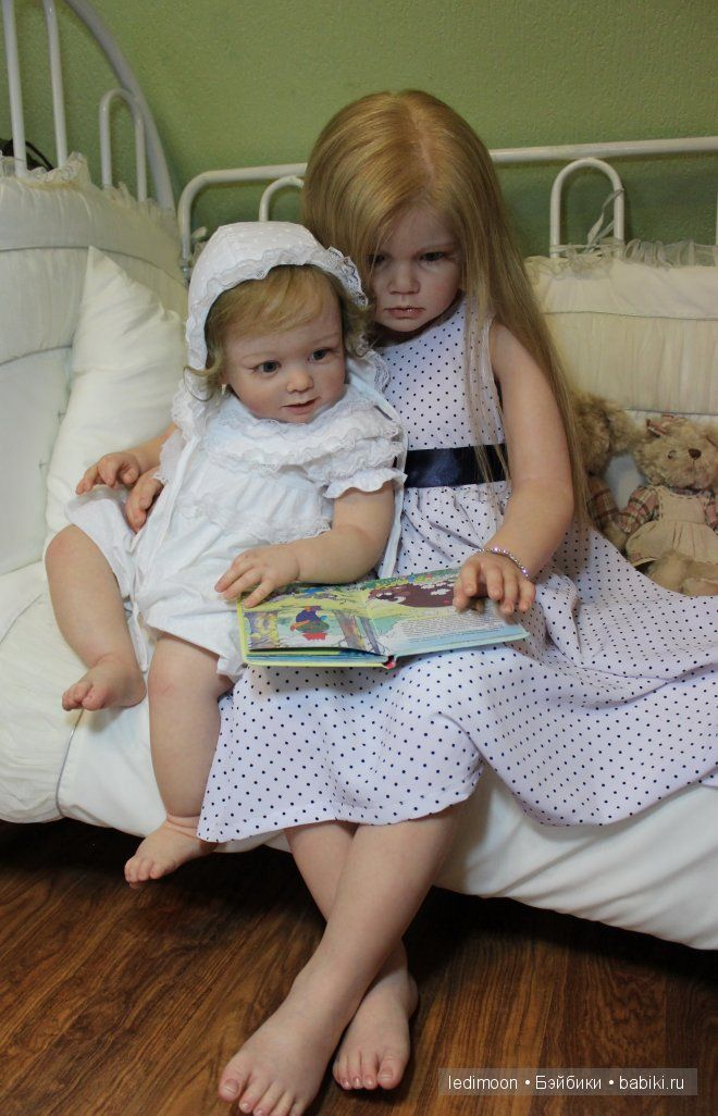 Юленька. Кукла реборн Елены Ядриной / Куклы Реборн Беби - фото, изготовление своими руками. Reborn Baby doll - оцените мастерство / Бэйбики. Куклы фото. Одежда для кукол
