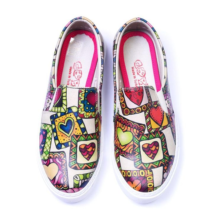 Women S Goby Shoes Hearts