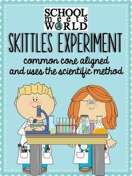 Bilimsel yöntem - Skittles Deney