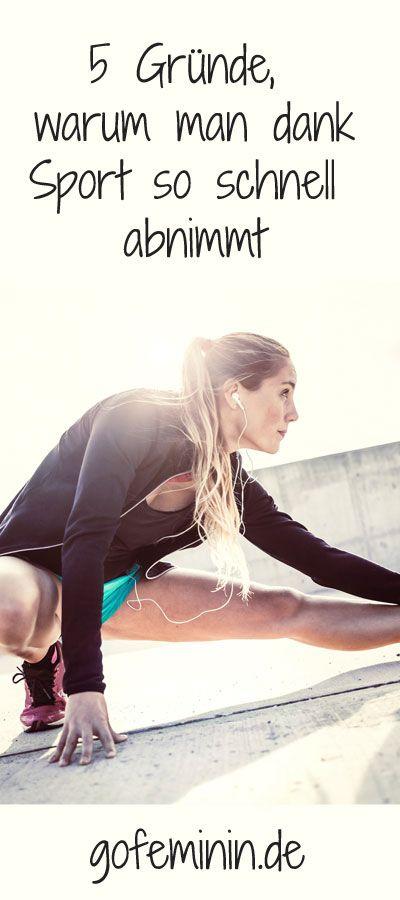 Bringt die Kilos zum Purzeln! 5 Gründe, warum Abnehmen durch Sport so gut…
