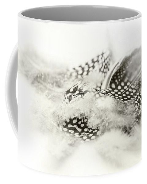 Jenny Rainbow Fine Art Photography Coffee Mug featuring the photograph Angelic Message by Jenny Rainbow