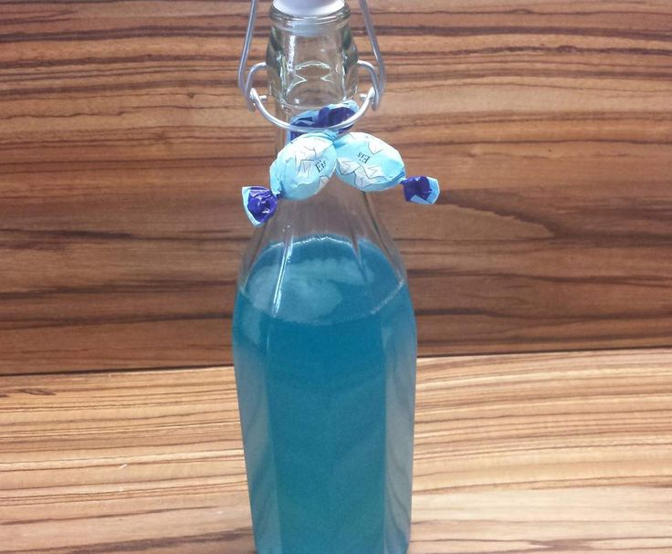 Rezept Gletscherwasser von FalkVerena - Rezept der Kategorie Getränke