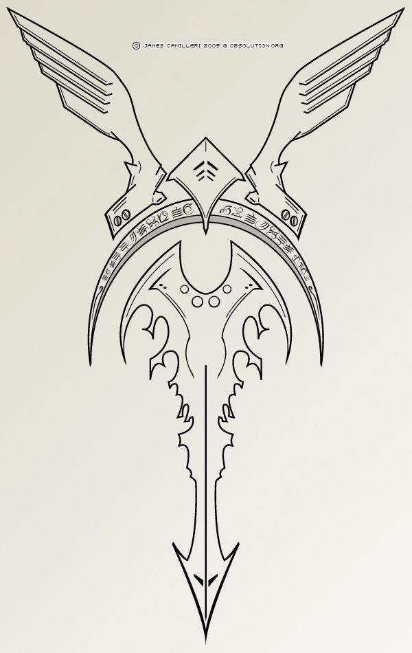 Viking Symbol For Strength Tattoo Norse Symbols On Pinterest