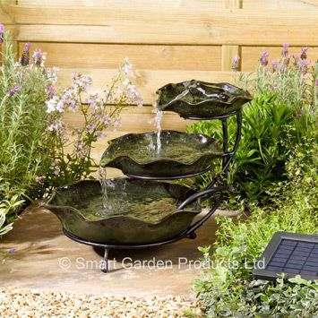 Ceramic Frog Lily Pads by Smart Garden Products