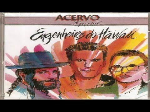 Engenheiros do Hawaii - Coleção Acervo Especial - CD Completo