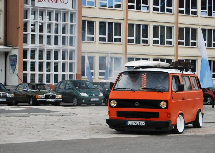 Heck to the yes. This thing is a dog! Like trucks with stance? VW Van