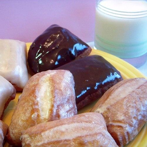 Classic Buttermilk Bar Doughnuts:  Make gluten free?