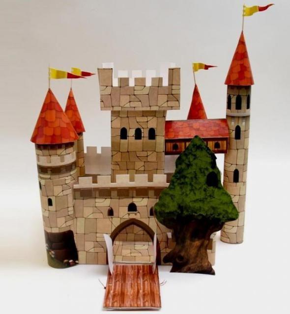 Castles Research Paper