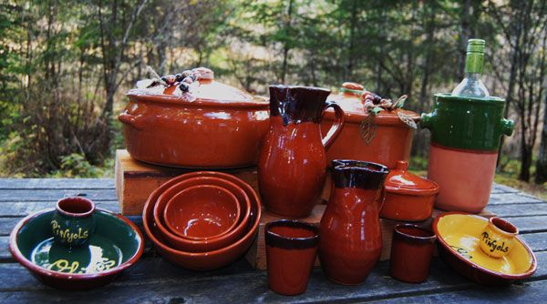kitchenware potluck ceramics port alberni