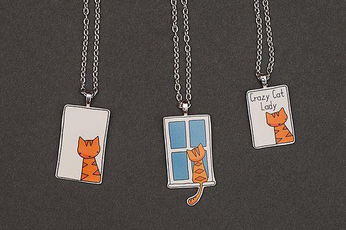 Cat necklaces | Flickr: Intercambio de fotos