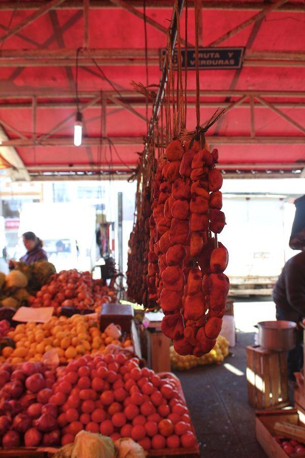 Fish market, Valdivia Chile