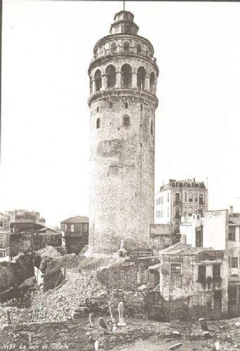 GALATA KULESİ 1920