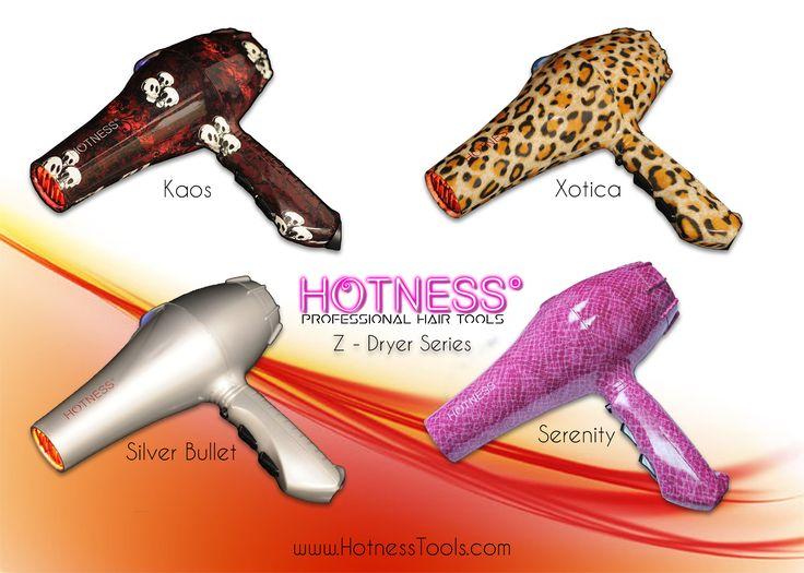 Hotness Hairdryers