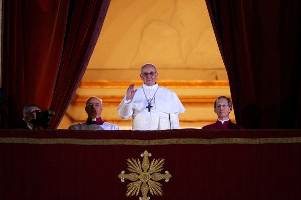 The new pope, 76, to be called Francis, the 266th pontiff of the Roman Catholic Church, is also the first non-European leader of the church in more than 1,000 years.