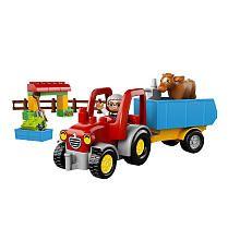 LEGO Duplo LEGOville Farm Tractor (10524)