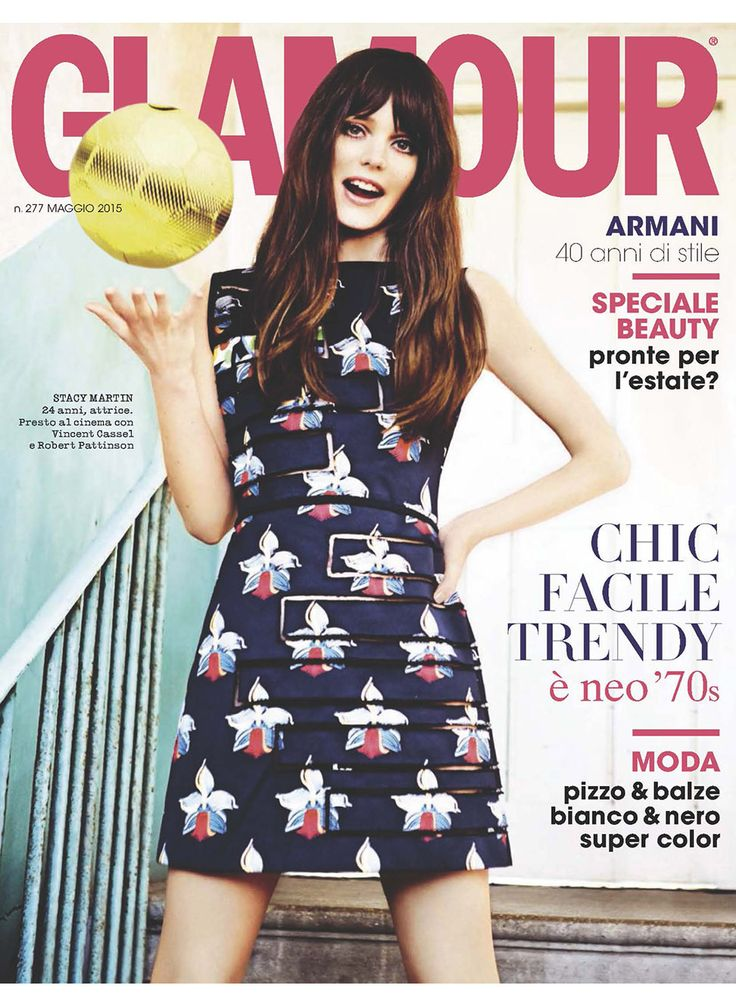 Glamour May 2015 Cover