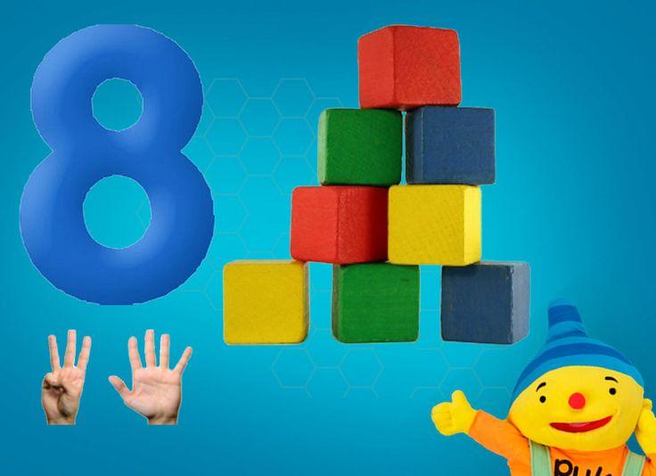 Rekenprikkels - 8 blokken
