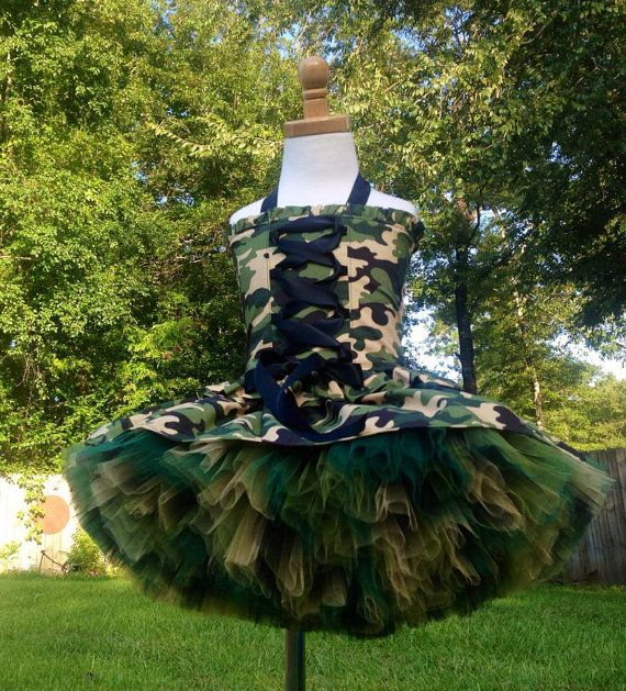 Custom  camo cutie in army tutu dress pageant, party patriotic ooc theme wear costume size 18 months 24 mos 12 m 2T 3T 4T 5/6 on Etsy, $109.00