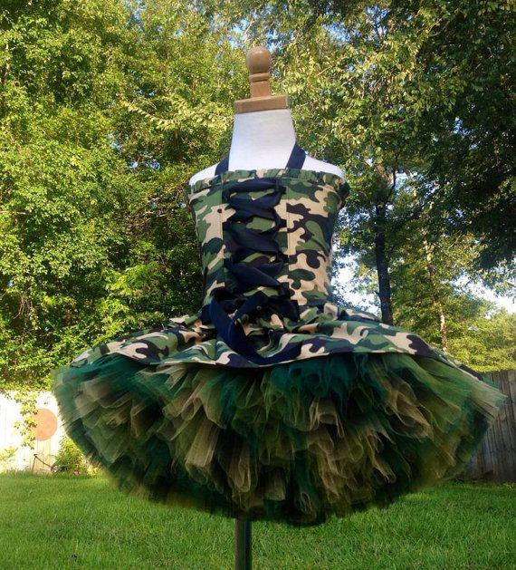 http://www.etsy.com/listing/158932579/custom-camo-cutie-in-army-tutu-dress