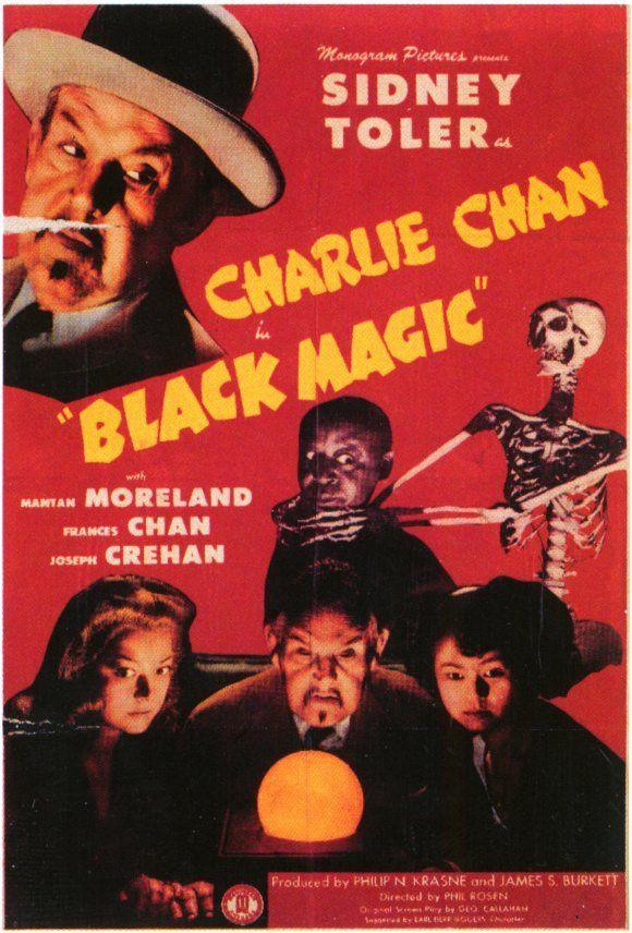 Charlie Chan Black Magic aka Murder at Midnight Premiered 19 August 1944