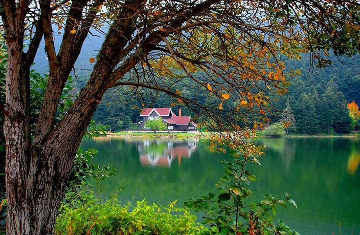 Abant Lake, Bolu Turkey