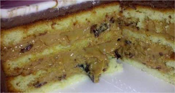 Recheio de ameixa com doce de leite! Uma delícia e fica bom em qualquer bolo e até pão de mel. Com certeza agradará a todos! Ingredientes: 300 g de ameixas