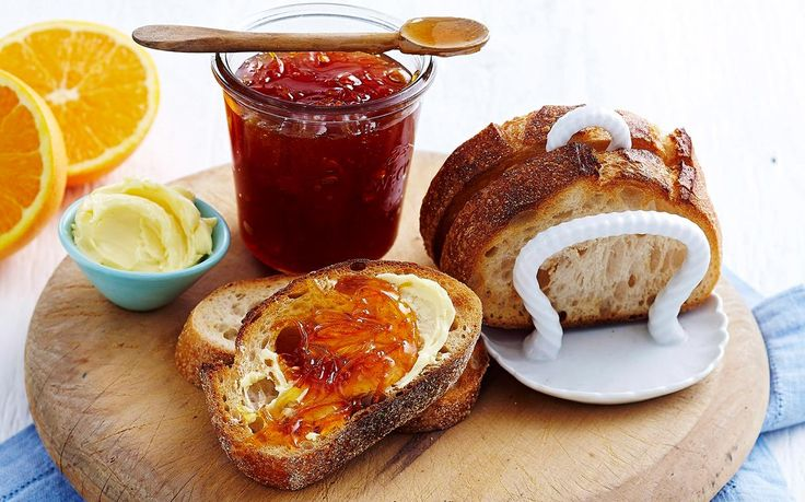 Quick and easy orange jam recipe - By Australian Women's Weekly, Orange jam? 'Surely you mean marmalade?' we hear you think. The difference is that you remove the peel and pith…