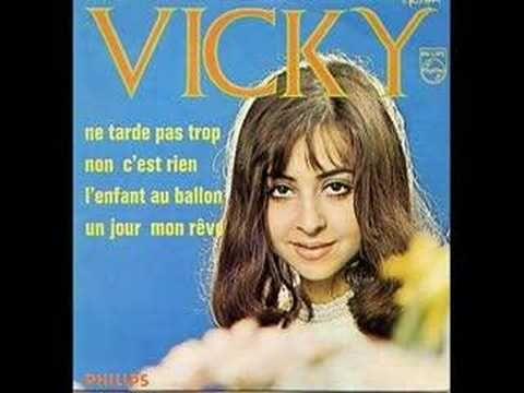Lost Love Χαμένη Αγάπη Vicky Leandros Βίκυ