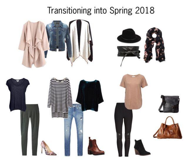Transitioning into Spring 2018