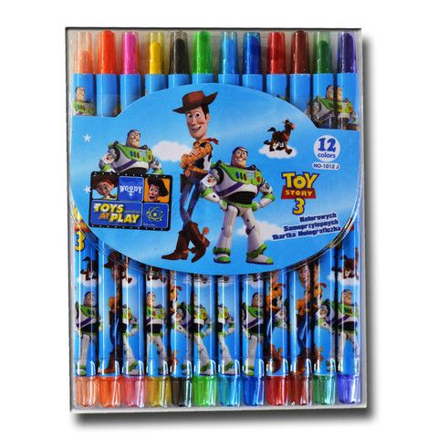 V211 - 15 cm Twistable Crayons - Toy Story - School Depot NZ