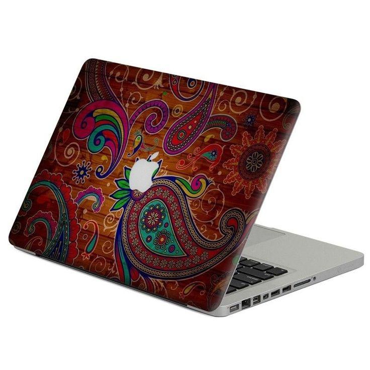 Decal per Macbook Pro Adesivo In Vinile portatile mac  air 13 PRO floreale fant