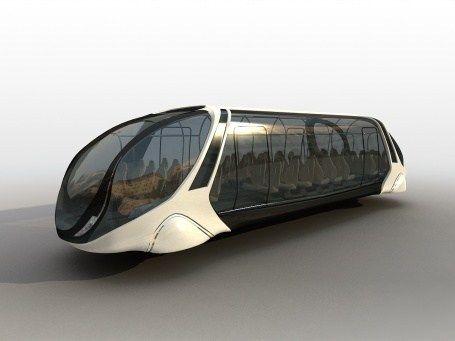 Futuristic Bus