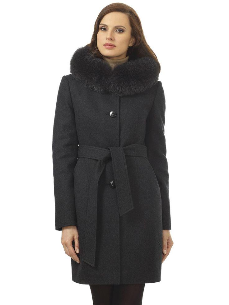 Зимнее женское пальто 2110ПЗ WT7